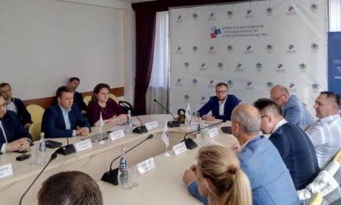 Участие в форуме «Россия – спортивная держава»
